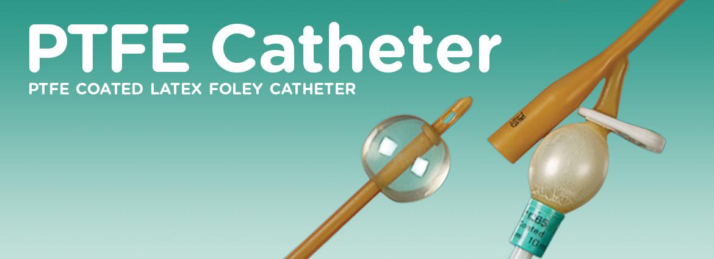 PTFE Foley Catheter - Bard Care
